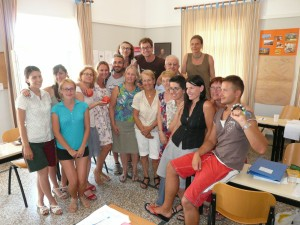 Grundtvig workshop: Learn Greek language and Greek culture through the eyes of immigrants Level A2-B1